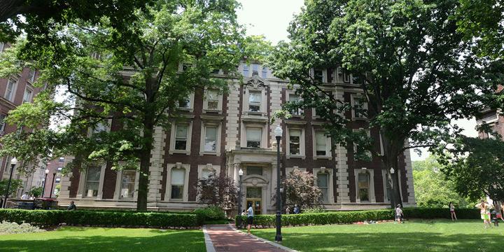 Columbia And New York City Columbia University School Of