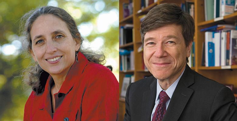 Ruth DeFries and Jeffrey Sachs