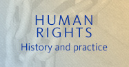 Featured Courses: Human Rights, history and practice