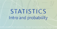 Featured Courses: Statistics, intro and probability